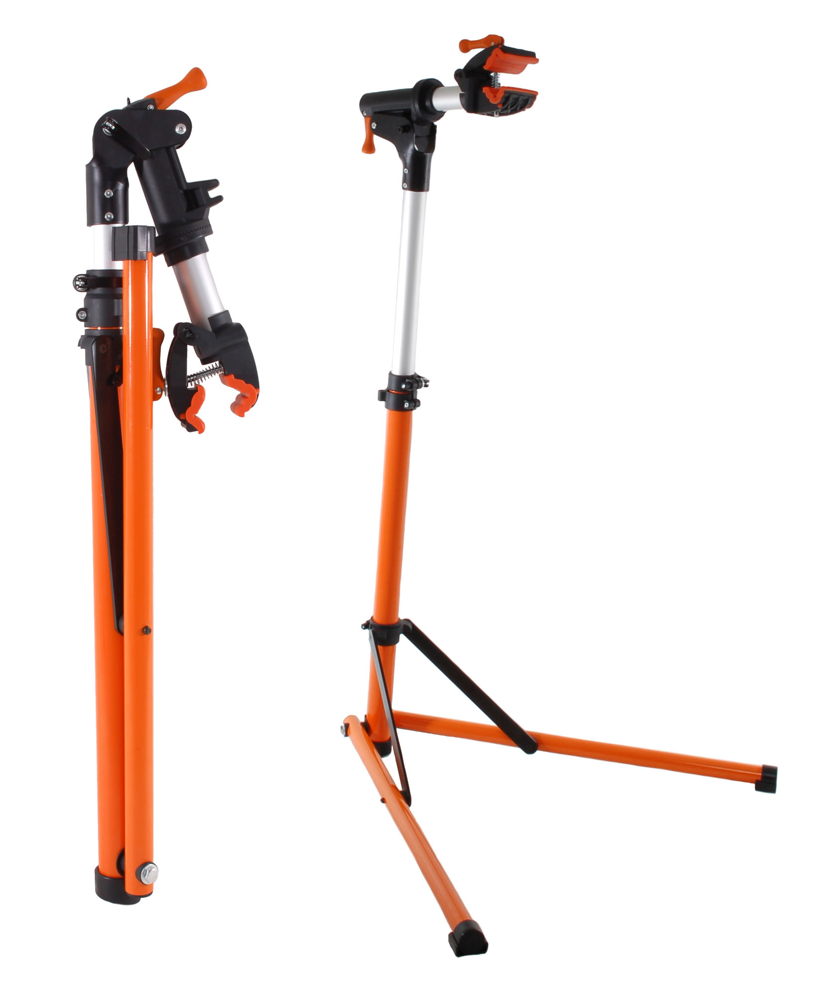Conquer Aluminum Portable Pro Mechanic Bike Repair Stand Foldable Bicycle Workstand at Sears.com