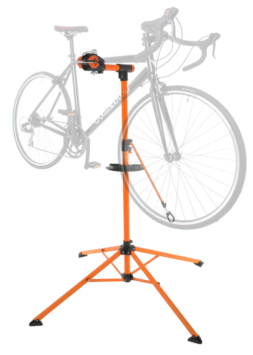 Conquer Portable Home Bike Repair Stand Adjustable Height Bicycle Stand at Sears.com